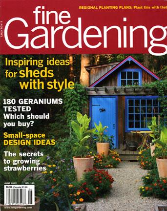 2012: Fine Gardening