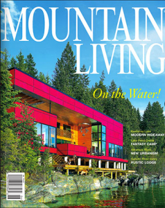 Image of Mountain Living magazine cover