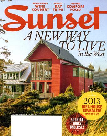 2013: Sunset Magazine